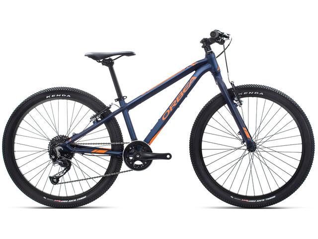 "ORBEA MX Team Childrens Bike 24"" blue"